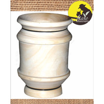 Mate De Madera Calado Sellado ( Ideal Forrar ).-