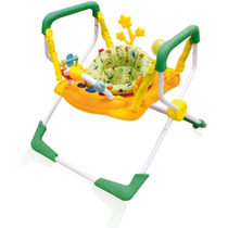 Jumper Creative Baby Cjh-03u Musica Luces Juegos Didacticos!