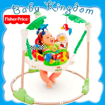 Jumperoo Fisher Price Rainforest Jugueteria Baby Kingdom