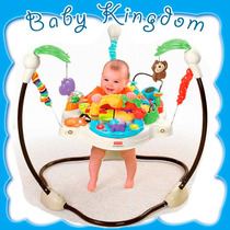 Silla Mecedor De Bebe Jumperoo Fisher Price. Nueva Saltarina