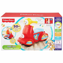 Fisher Price Laugh & Learn Smart Stages Scooter Bunny Toys