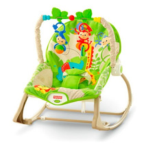 Sillita Mecedora Fisher Price Bjl39 Ajustable C/vibracion !!