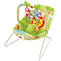 Sillita Mecedora Fisher Price Bbt60 Con Vibracion -juguetes