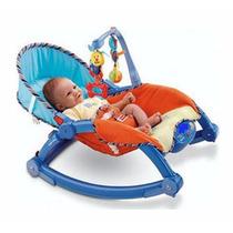Silla Mecedora Vibracion Hasta 18 Kg Zippy Toys
