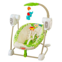 Silla Mecedora Rainforest Friends Fisher Price Y-8649