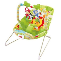 Mecedora Y Vibradora Rainforest Friends Fisher Price Bbt-60