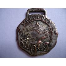 Medalla Alegorica Mercedes - 1885-1913