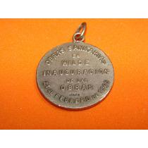 Medalla De Obras Sanitarias De Wilde Circa 1965