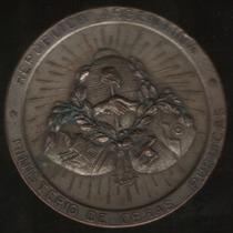 Medalla Ferrocarril Andino A Villa Dolores 1905 Mb+