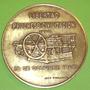 Antigua Medalla Diario La Prensa Conmemorativa 100 Años