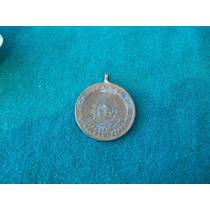 Antigua Medalla Publicidad Juan Posse Y Cia Tabaco Crispi