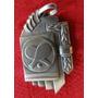 Medalla -pelota Paleta Club Social V. Crespo.1942- Plata