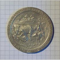 Medalla Exposicion Productos De Lecheria Buenos Aires 1918
