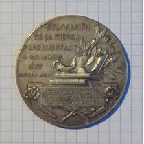 Medalla Colegio Nacional Mariano Moreno 1909 Plata 48 Gr