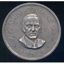 Medalla Asociacion Numismatica Jose Maria Gonzales Conde