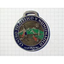 Medalla Centro Filatelico Numismatico Villa Carlos Paz 2003