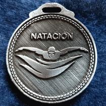 Medalla De Natación 40mm Fabricamos Su Medalla