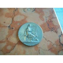 Antigua Medalla Inauguración Belgrano Santiago Estero 1906