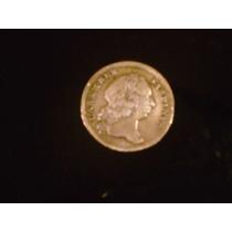 Antigua Medalla Reino Sardegna Carlos Emmanuele 3° 1757