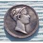 Antigua Medalla Napoleonica De Maria Luisa Año 1813