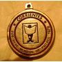 432.-medalla Del Diario Epoca De Corrientes