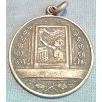 Medalla Parque Chas Princesa Primavera Beatriz Pelosi