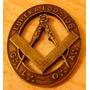 Medalla Masonica Eureka 106 En Excelente Estado Mason