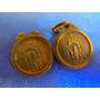 El Arcon Medallas Religiosa Virgen Mediana Lote X 2 380 71