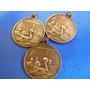 El Arcon Medalla Handball Acuatico Lote X 3 380 33
