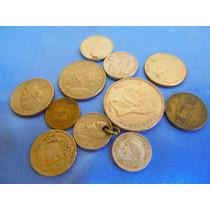 El Arcon Medallas Lote De 11 Monedas Antiguas 381 89
