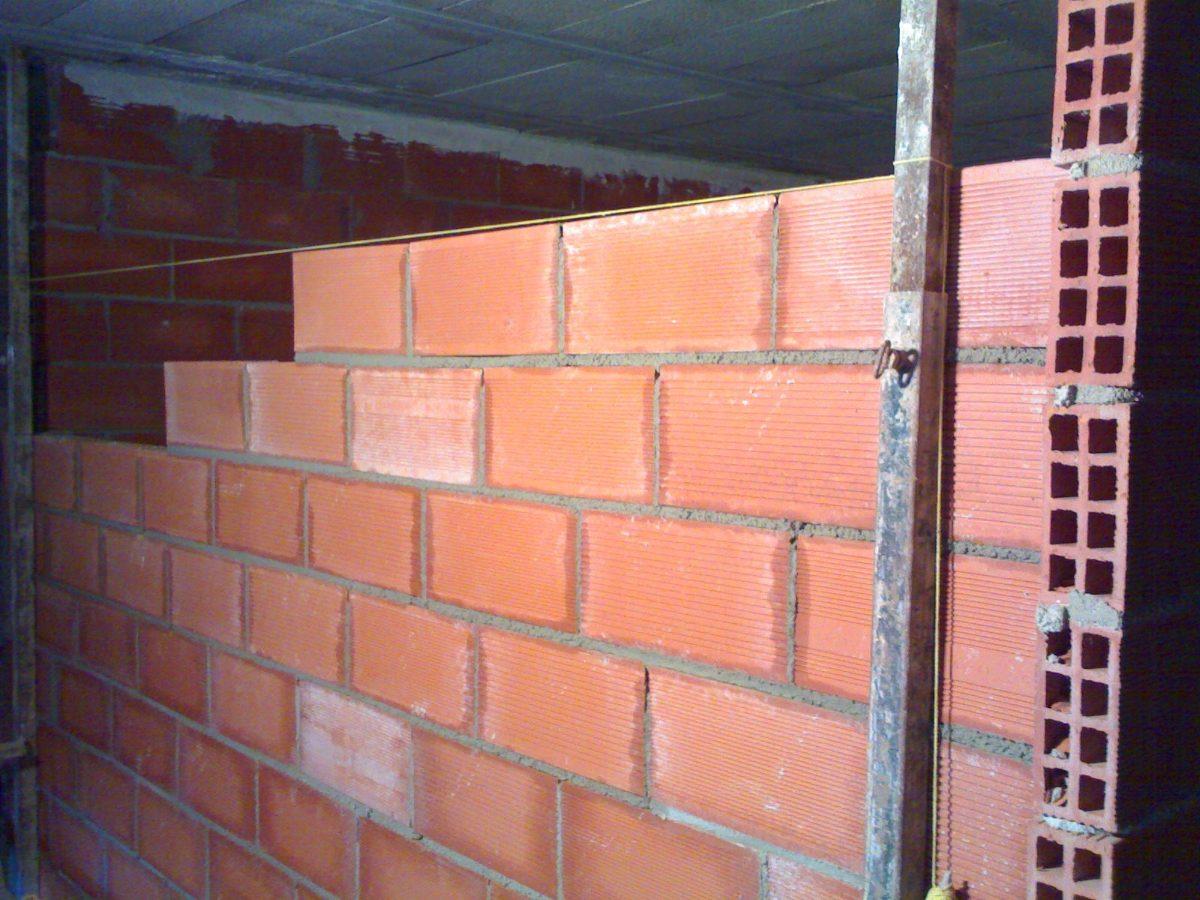 Medianeras de ladrillos huecos mano de obra 4995 x 10 - Ladrillo hueco precio ...