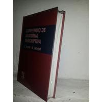 Compendio D Anatomia Descriptiva-testud-latarjet-env S/cap