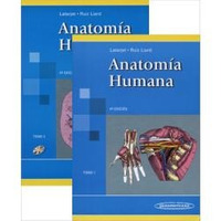 Latarjet Anatomía Humana 2t+cd 4ºed Nuevo Oport Envios Pais
