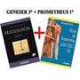 Geneser Histologia + Prometheus Atlas Anatomia Combo...!!!