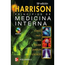 Harrison Medicina Interna 2 Tomos 18°