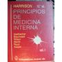 Principios De Medicina Interna.harrison 13 Edición (2 Tomos)