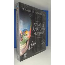 Netter - Atlas De Anatomia Humana - 6ª Ed - Nuevo!