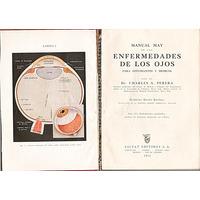 Manual May De Las Enfermedades De Los Ojos Charles Perera