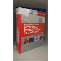 Patologia Estructural Y Funcional - Robbin - 9ed - Nuevo!