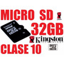 Memoria Kingston Micro Sd Hc 32gb
