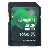 Tarjeta Kingston 16 Giga Clase 10