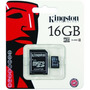 Memoria Microsd Hc 16gb Kingston Clase 4 Original Mendoza