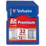 Tarjeta De Memoria Sdhc 32gb Verbatim Premium Clase 10