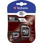 Tarjeta De Memoria Micro Sd Verbatim 16 Gb Clase 10 Adatador