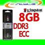 Kingston 8gb 1600mhz Ecc Udimm P/ Proliant Dl320e Gen8 V2 G8