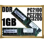Memoria Ddr 1gb Pc 333 /2700 Garantia En Microcentro Pais