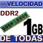 Memorias Kingston Ddr2 1 Gb 533 667 800 Mhz Nuevas Oem