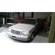 Mercedez Benz Clase S 320 L De 1995