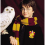 Bufanda Harry Potter Hogwarts Gryffindor, Slytherin Local
