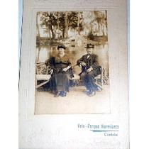 Fotografia Sepia - Circa 1890 - Cordoba